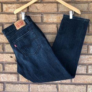 Levi's Boyfriend Jeans size 28